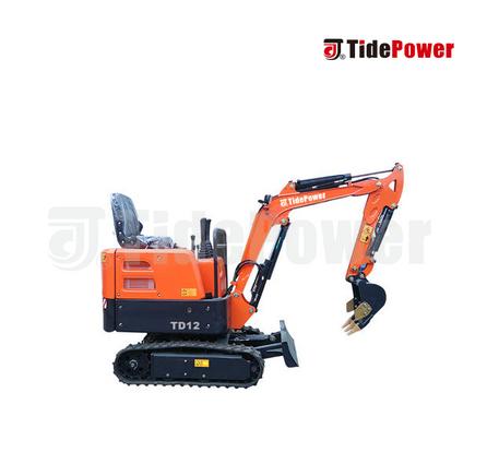 Mini excavator TD12