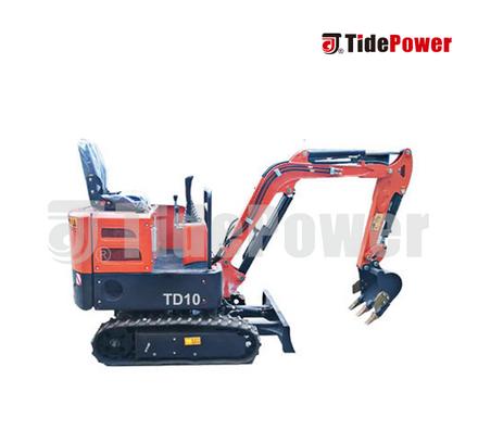 Mini excavator TD10U