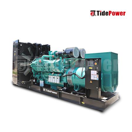 Open generator(5kVA to 3900kVA)